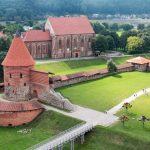 Kaunas castle renovation II phase