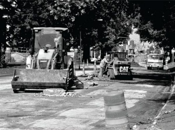 Vilnius City Street Roads Renovation PPP project